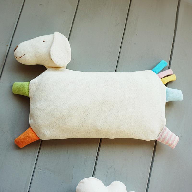 개띠해 오가닉 강아지 좁쌀 베개 만들기 태교바느질 DIY