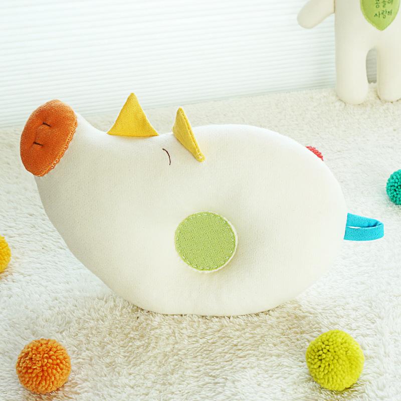 오가닉 돼지 짱구 베개 만들기 태교바느질DIY